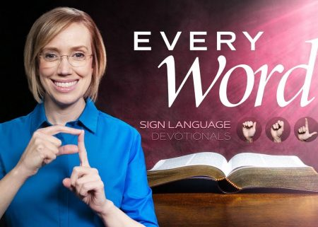 Every Word – American Sign Language (ASL)